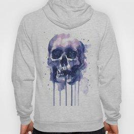 Galaxy Skull Hoody