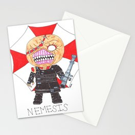 Nemesis Stationery Cards
