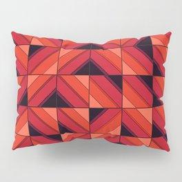 Fake wood pattern Pillow Sham