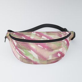 Random and square Fanny Pack