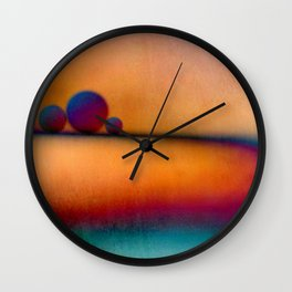 54TURN Wall Clock