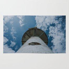old lighthouse Rug