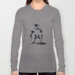 Splaaash Series - Claws Ink Long Sleeve T-shirt