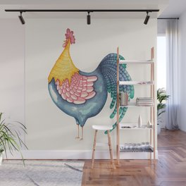Gala Rooster Wall Mural