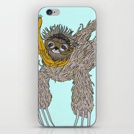 Impulsive Sloth iPhone Skin