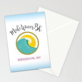 #makeWAVESbk 1 Year Anniversary Edition Stationery Cards