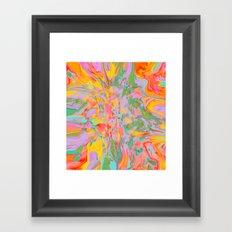 Sherbet  Framed Art Print