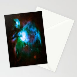 Deep Dark Orion NeBuLa : Hauntingly Beautiful Space Series Stationery Cards