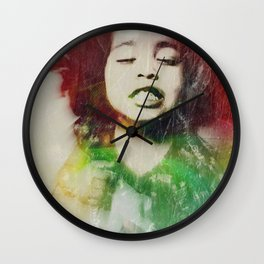 Mini Rockstar Wall Clock