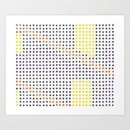 Spy Glass Art Print