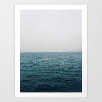 Endless. Art Print