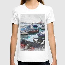 Trapani art 5 T-shirt