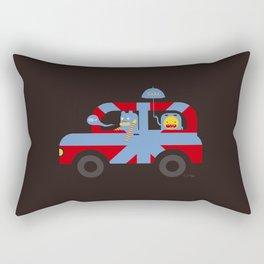 PINTMON_010_B Rectangular Pillow