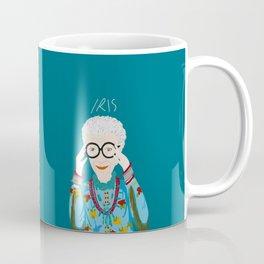 iris apfel vol.1 Coffee Mug