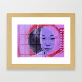 Mitsuko 04 Framed Art Print