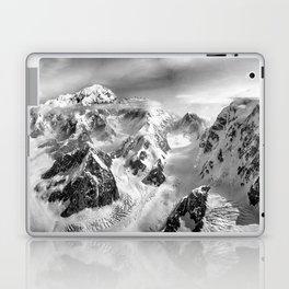 Denali Massif from the Air - Denali & Foraker Laptop & iPad Skin