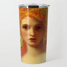 Psych-ed-Emma gold Travel Mug