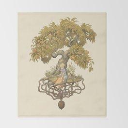 Orchard N0. 01 : Something Wonderful Throw Blanket