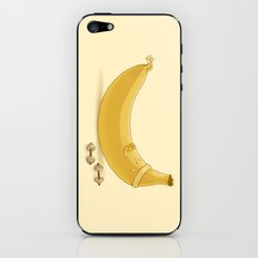 Crunches iPhone & iPod Skin