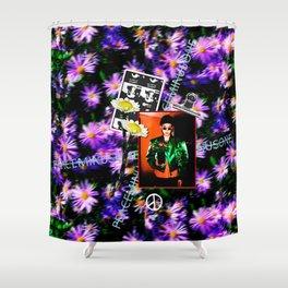 GD Insta Theme Shower Curtain