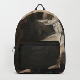Sebastiano Ricci - Diana and Her Dog Backpack