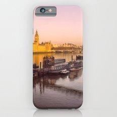 Cityscape London In Winter iPhone 6s Slim Case
