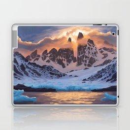 Arctic Pass Laptop & iPad Skin
