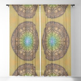 Nature and Nurture Sheer Curtain
