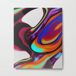Yazu Metal Print