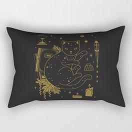 Magical Assistant Rectangular Pillow