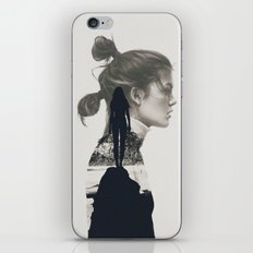 into the water i jump iPhone & iPod Skin