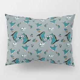 Sharks n' Skates Pillow Sham