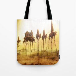 VIDA Tote Bag - Light in the Forest by VIDA