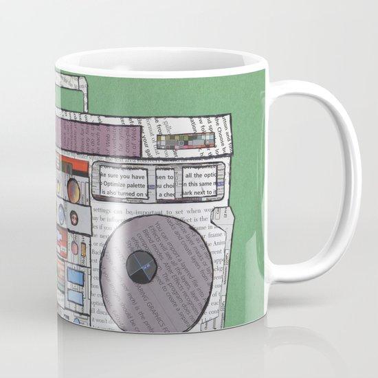 paper jams Mug