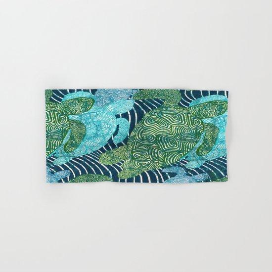 sea turtles Hand & Bath Towel