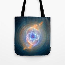 Cat's Eye Nebula Tote Bag