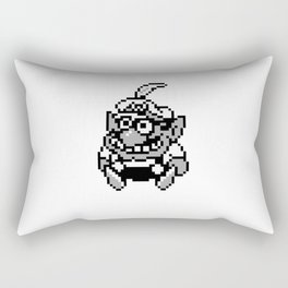 Wario 2 Rectangular Pillow