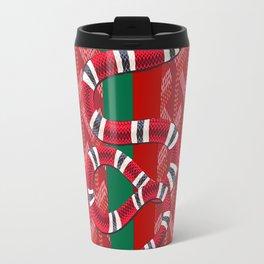 Goyard Red Guuci Travel Mug