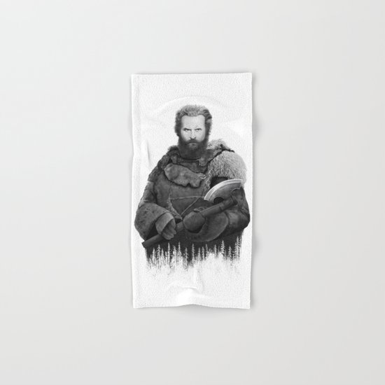 Tormund from GAME OF THRONES Hand & Bath Towel