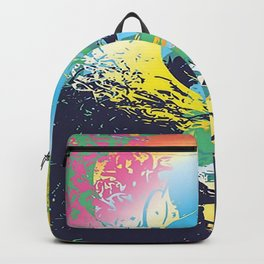 Power of the eyes Backpack