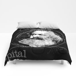 The Time of Marx Dark Comforters