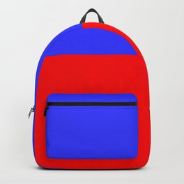 Flag of assisi Backpack