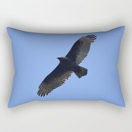 Turkey Vulture Rectangular Pillow