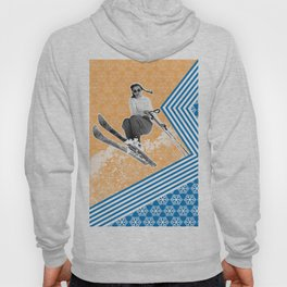 Ski Like a Girl Hoody