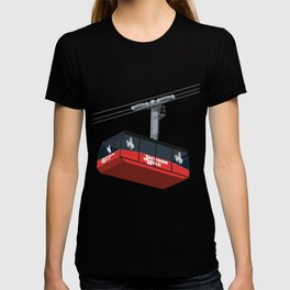 Jackson Hole Cable Car T-shirt