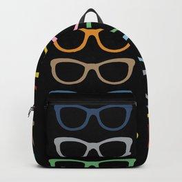 Sunglasses at Night Backpack