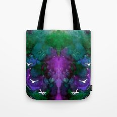 Inked Tote Bag