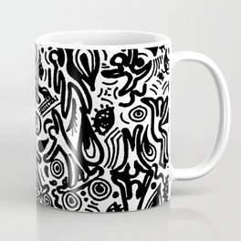 Ooey Gooey Men Coffee Mug