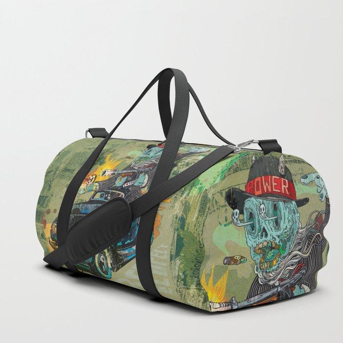 Bootleg Husker Duffle Bag