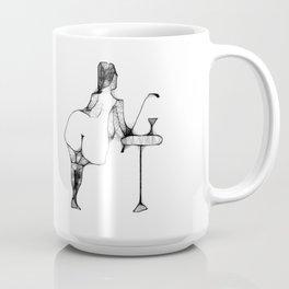 Lady with whip 1 Coffee Mug